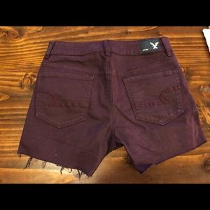 American Eagle Outfitters Shorts - American Eagle High Rise Super Stretch Short